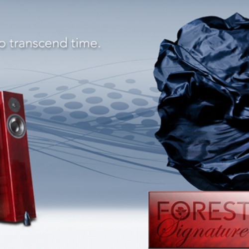 Discover the new TOTEM FOREST SIGNATURE